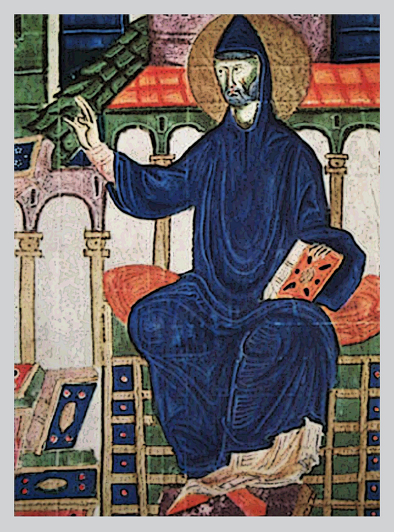 Heilige Benedikt